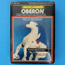 VINTAGE 1977 MEGO Micronauti Oberon (RARA) IN SCATOLA BOX FORCE COMMANDER Cavallo