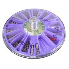 HOT Dental Titanium Euro Screw Post Refills 120pcs/pack Bravo