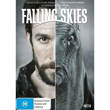 FALLING SKIES-Season 5-Region 4-New AND Sealed-3 Discs Set-TV Series