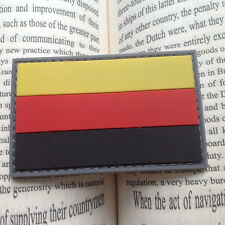 The Federal Republic of Germany Flag GERMANY ARMY Flag PVC MORALE PATCH