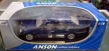 Anson 1/18 Mercedes-Benz C-Class BLUE