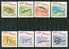 Roemenië 2280 - 2287 postfris  (motief Vissen)