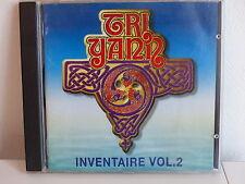 CD ALBUM TRI YANN Inventaire Vol 2 191534 2