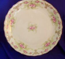 LIMOGES FRANCE ELITE WORKS PLATE