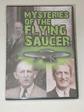 Mysteries Of The FLYING SAUCERS Major Donald Keyhoe