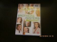 BROTHERS AND SISTERS DVD  THE COMPLETE FIRST SEASON
