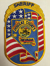 Douglas County Nevada NV Police Sheriff Patch