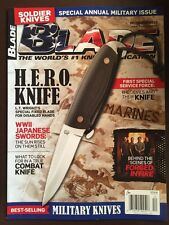 Blade HERO Knife Military First Special Service Force Dec 2015 FREE SHIPPING!