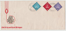 SINGAPORE - 1969 25th ECAFE Plenary Session FDC (S61)