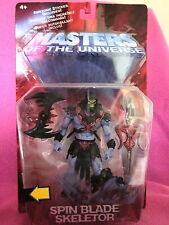 Masters Of The Universe Spin Blade Skeletor