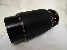 KIRON 70-210mm F4 MACRO FOCUSING ZOOM LENS , OLYMPUS OM FIT .