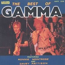 Ronnie Montrose, Gamma: The Best of Gamma  Audio Cassette