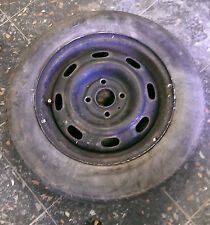 ROVER 25 45 MG ZR ZS SPARE WHEEL & TYRE 165 70 14  4 STUD