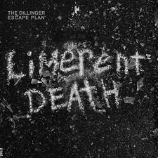 "The Dillinger Escape Plan ‎- Limerent Death 7"" LP - WHITE Vinyl INDIE NEW COPY"