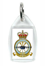 BAND OF THE ROYAL AIR FORCE REGIMENT KEY RING (ACRYLIC)