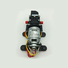 12V 100PSI 4L/Min Electric High Pressure Diaphragm Water Pump RV CARAVAN BOAT