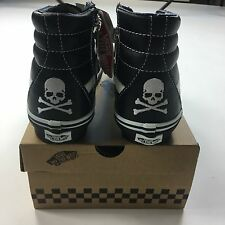Vans x Mastermind Japan exclusive SK8-HI US size 8 - 553610-0001