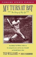 My Turn at Bat: The Story of My Life (Fireside Sports Classics) - New - Williams