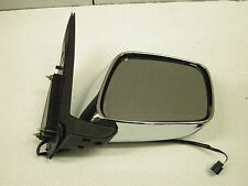 Door/Wing Mirror Chrome Electric R/H O/S For Nissan Navara D40 2.5TD -(05 On)