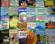 2nd Grade 2 Begin Macmillan McGraw-Hill Reading Treasure Chest 30 Books Leveled
