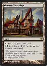 * Gavony Township - Foil x 1 * NM-Mint, English - Innistrad  - MTG x1 1x
