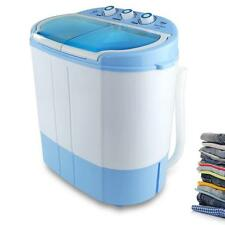 Pyle Compact & Portable Washer & Dryer, Mini Washing Machine and Spin Dryer