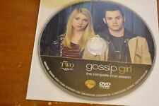 Gossip Girl First Season 1 Disc 2 Replacement DVD Disc Only **