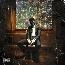 "Kid cudi Music Star Silk Cloth Poster 24 x 24"" Decor 07"