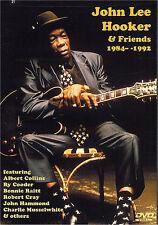 John Lee Hooker Guitar DVD 1984 - 1992 Performance NEW