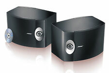 NEW BOSE 301 SERIES V DIRECT REFLECTING SPEAKERS BLACK
