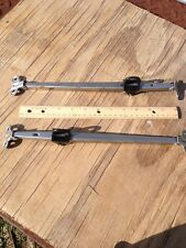 4-RV~CAMPER~MOTORHOME~BOAT~DROP LEAF TABLE SUPPORTS 2 PAIR- 12""