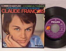 CLAUDE FRANCOIS Comme d habitude 424550 be Rabats pointus