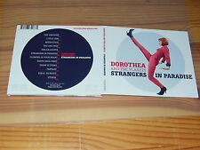 Dorothea and the planet-strangers in paradise/Digipack-CD 2016 Mint -