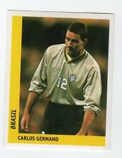 figurina DS CALCIATORI WORLD CUP FRANCE 98 NUMERO 20 BRASILE GERMANO