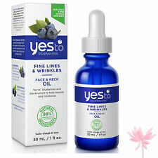 Yes To Blueberries Face & Neck Oil 30ml 88FRE P&P88