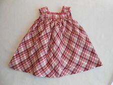 Baby Girls Clothes Newborn - Lovely Flannel Dress   - We Combine Postage
