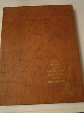 1959 THE STORY OF AMERICAN HUNTING AND FIREARMS BOOK - OUTDOOR LIFE - HARD COVER