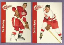 1993-94 Parkhurst Missing Link Detroit Red Wings Team Set