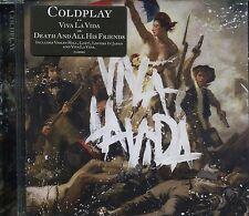 Coldplay : Viva La Vida (CD)