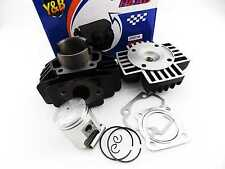 YAMAHA PW50 Y&B 60cc BIG BORE CYLINDER KIT BARREL HEAD PISTON SET GASKETS