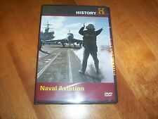 NAVAL AVIATION Carrier Wars Air War U.S. Navy Carriers History Channel DVD NEW