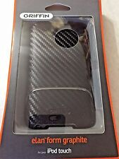 Griffin elan form Graphite Carbon fibre Case for iPod TOUCH 2nd Generation