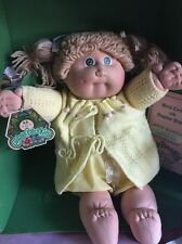 1984 Vintage Original Cabbage Patch Kids Doll - Coleco -GLYNNIS BAB
