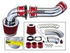 """3"""" RED Cold Air Intake Kit + Filter For 01-03 Explorer/Ranger/B4000 4.0L V6"""