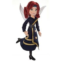 "Disney Authentic Tinkerbell Zarina Pirate Fairy BIG Plush Toy Doll 18"" Gift NEW"