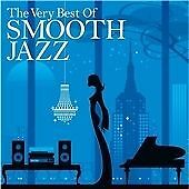 CD DOUBLE ALBUM - Various Artists - Very Best of Smooth Jazz