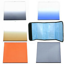 Graduated ND2,Full ND 2,Tobacco,BLUE,Orange Filter Kit,Case fo Cokin P Series,US