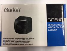 Clarion CC510 Universal Rear View Camera w/ Distance Guide Lines CC-510