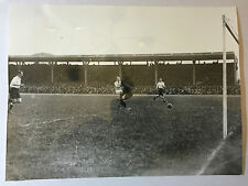 photo press football  1921  France- England    169
