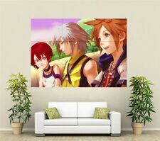Kingdom Hearts Poster 3